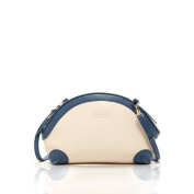 SUSU The Coco Small Leather Crossbody Bag Colour Block Purse