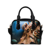Artsadd Octopus Women Shoulder Tote Handbag Bag