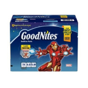 GoodNites Bedtime Underwear for Boys