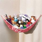 Bhbuy Toy Storage Net Storage Toy Hammock for Stuffed Animals