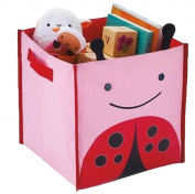 GAMT Oxford Cloth Storage Box Cartoon Children 's Toys Container Brown