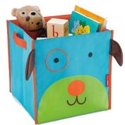 GAMT Oxford Cloth Storage Box Cartoon Children 's Toys Container Blue