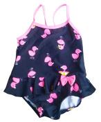 Infant Baby Little Girls One Piece Swimwear Duck Swimsuit