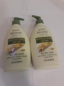 2x pk - Spa Haus Dry Skin Relief Moisturising Lotion 350ml