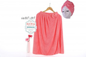 Bath Cosy Soft Plush Microfiber Bath Towel, Wrap for Women,spa Wrap,Wrap Bathing Quick Dry 90cm x 150cm