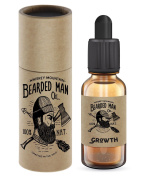 Whiskey Mountain Growth Beard Oil