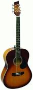 Kona 39 In Avoustic Guitar Tob Sunburst