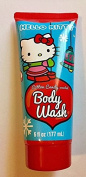 Hello Kitty Holiday Cotton Candy Body Wash