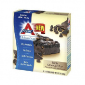 Atkins Advantage Bar - Triple Chocolate - Box of 5 - 40ml