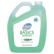 Dial - Basics Foaming Hand Soap, Original, Fresh Scent - 3.8lBottle