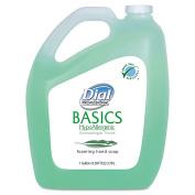 Dial - Basics Foaming Hand Soap, Original, Fresh Scent - 3.8lBottle