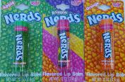 Nerds Lip Balm Pack #1