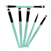 Mosunx(TM) 6PCS Cosmetic/Lip/Eyeshadow Brush Makeup Brush