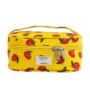 Micom Korean Cute All-over Printing Travel Organiser Cosmetic Bag with Handle