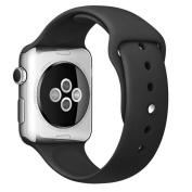 AutumnFall Sports Silicone Bracelet Strap Band for Apple Watch Series 1, Series 2 42mm