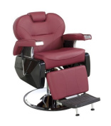 All Purpose Hydraulic Recline Barber Chair Salon Spa J by BestSalon
