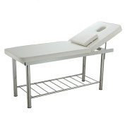 Ingo Two Section Static treatment facial bed With Storage USA Salon and Spa USA-2203