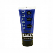Hyatt's Acrylic 200Ml Ultramarine Blue