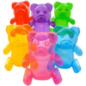 "24"" Inflatable Gummy Bears Fun Party Decoration In An Assortment Of Colours"