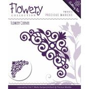 Precious Marieke Flowery Collection - Flowery Corner - Metal Die PM100