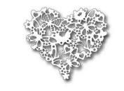 Tutti Designs Heart Garden Cutting Die TUTT198