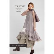 "TINA GIVENS ""JOLIENE RAW MAGIC DRESS"" Sewing Pattern"