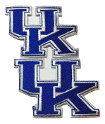 2 Kentucky Wildcats Embroidered Iron on Patches Varity set 2 different sizes