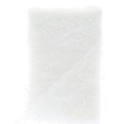 17cm Vintage French Wide Lace Ribbon Trim White 5yd