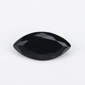50PCS Size 3x6~10x20mm AAAAA Black Marquise Shape Princess Cut Europe Machine Cut Loose CZ Cubic Zirconia Gemstone