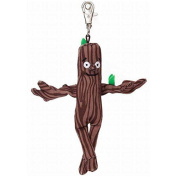 The Gruffalo - 13cm Stickman Keyring / Backpack Clip by The Gruffalo