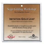 Sepp Metal Composition Leaf book gold each