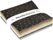 Bonnie Sullivan Woollies Flannel Neutrals Charm Pack 42 13cm Squares Maywood Studio