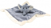 Lovey Security Blanket by Baberoo 30cm Square Stuffed Animal Baby Blankie Premium Quality Design for Girls or Boys