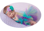 Baby Box Newborn Infant Photography Outfit Props for Baby Girls