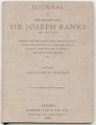 Journal of Sir Joseph Banks