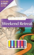 Color Your Way to Calm Weekend Retreat