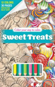 Color Your Way to Calm Sweet Treats