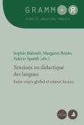 Tensions En Didactique Des Langues [FRE]