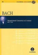 Harpsichord Concerto in D Minor, Bwv 1052