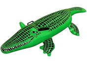 Inflatable Blow Up Large 150cms Green Crocodile Pirate Hawaiian Animal Fancy Dress Party Prop by Fancy Me