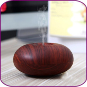 175ML Aroma Essential Oil Diffuser,Tuscom@ LED Ultrasonic Aroma Aromatherapy Humidifier