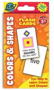 Eureka Colours Shapes Flashcards