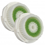 Jago Replacement Brush Heads Compatible with Clarisonic Face Brushes - Choice of Set / Different Types of Brushes