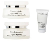Visible Difference Elizabeth Arden Refining Moisture Complex 2x75ml plus 30ml bonus travel size