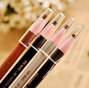 Liroyal 4pc Paper roll flexible eyebrow pencil