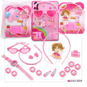 15sets GIRL HAIR AND BEAUTY KIT ASSORTED SETS HAIR ACCESSORIES WHOLESALE UK