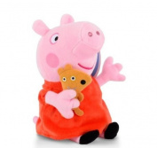 Peppa Pig Plush Toy Doll Stuffed 19cm Soft George Figures Kids