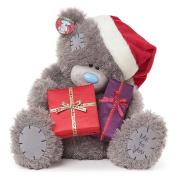 Me To You Tatty Teddy Bear X-Large Plush Toy Christmas Santa Teddy Presents