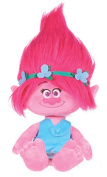 "Trolls - Plush toy princess Poppy 20""/50cm, pink hair - Quality super soft"