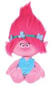 "Trolls - Plush toy princess Poppy 20""/50cm, pink hair - Quality super soft"